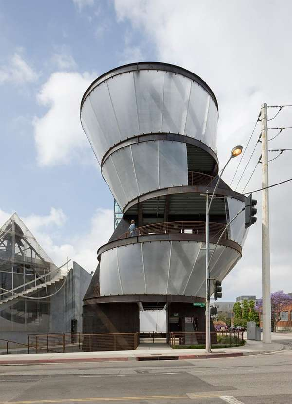 Dystopian Industrial Structures