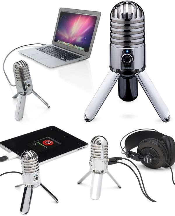 Vintage Vocal Microphones