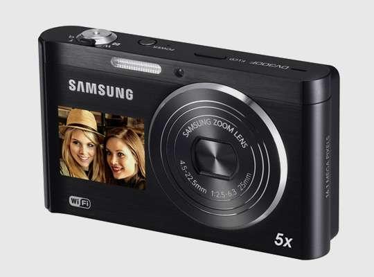 Wi-Fi Digital Cameras