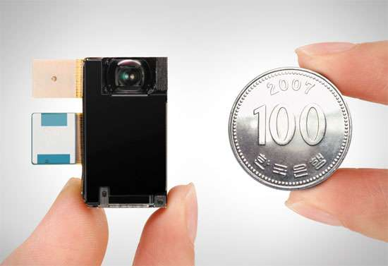 Super Skinny Camera Phone