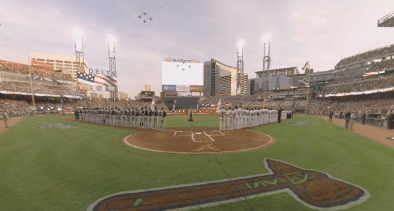 VR Baseball Videos