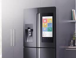 Smart Refrigerator Concepts