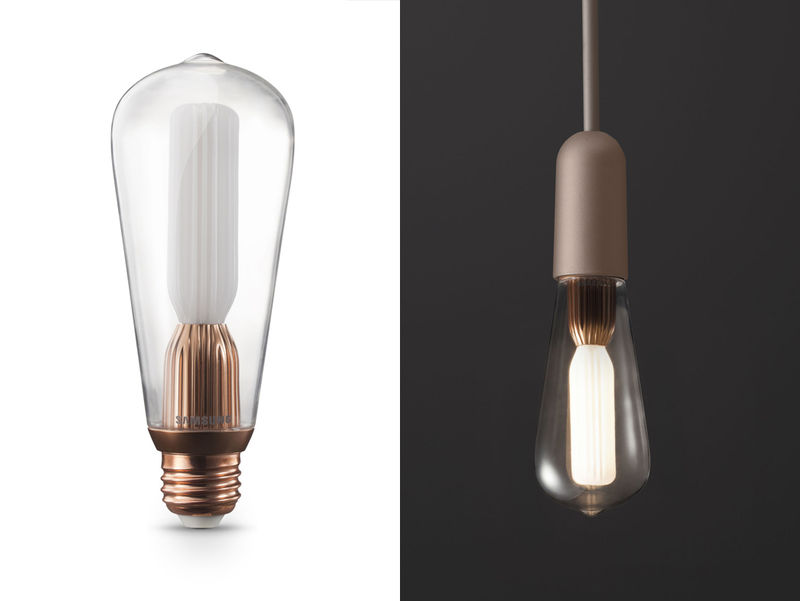 Antique-Inspired LED Bulbs