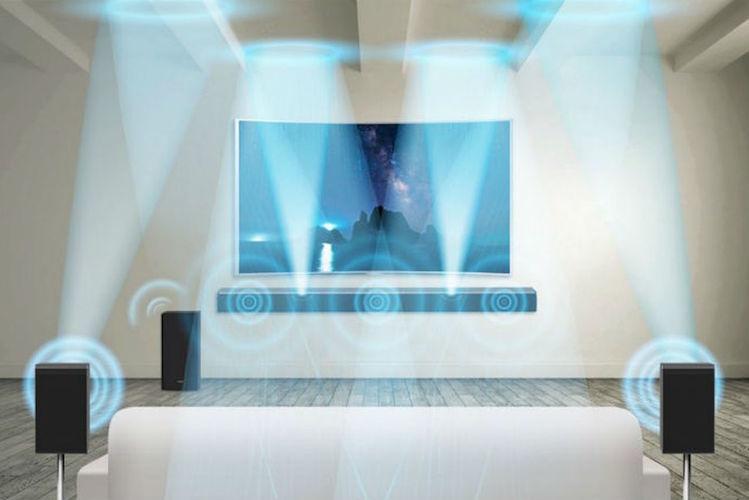 Cinema-Worthy Speaker Systems