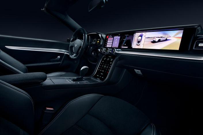 Modular Autonomous Car Dashboards
