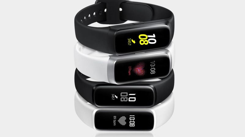 Stress-Tracking Fitness Wearables
