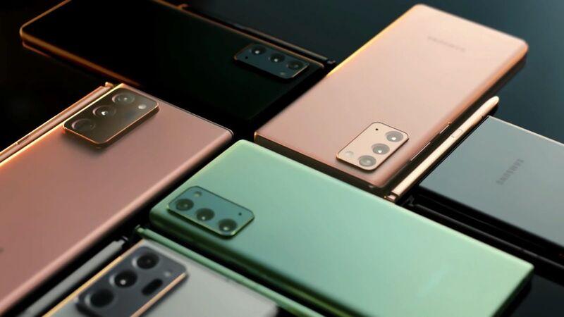 Power User 5G Smartphones