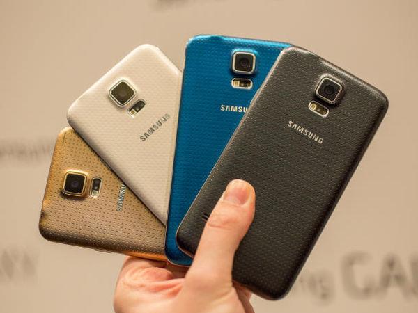 Water-Resistant Smartphones (UPDATE)