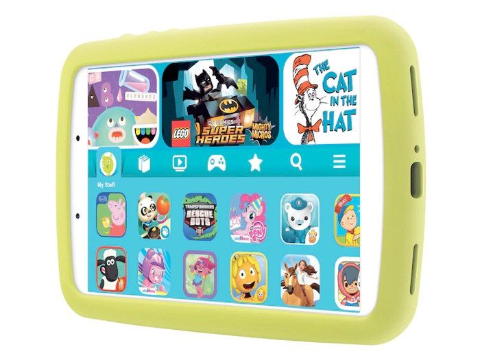 Specialized Kid-Friendly Tablets