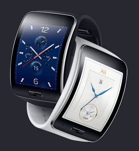 Swanky Untethered Smartwatches