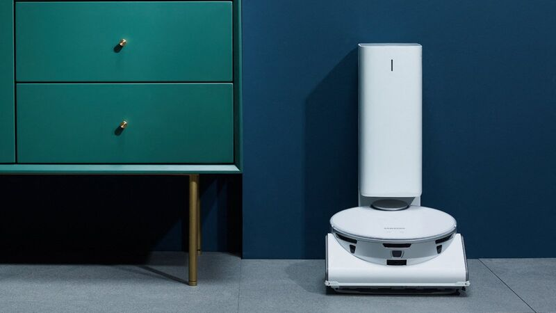 AI-Powered Robotic Cleaners
