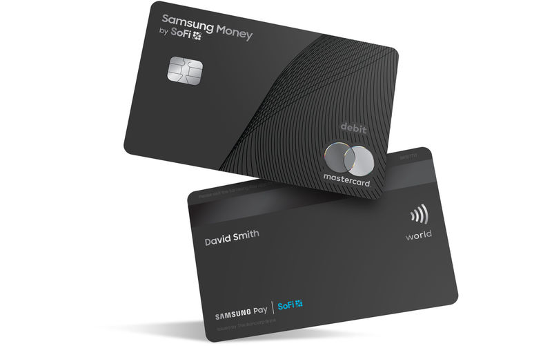 Smartphone-Compatible Debit Cards