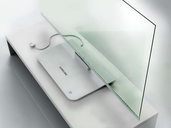 Screen-Swapping Televisions