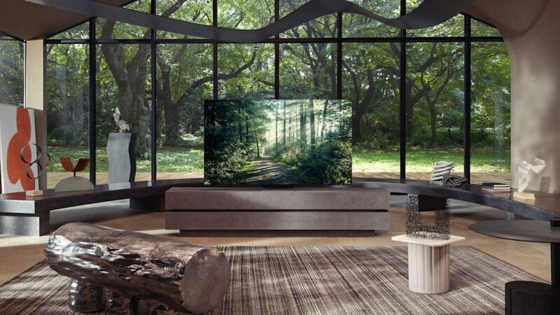 Accessible Crisp Imagery TVs