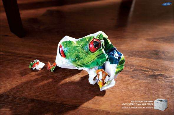 Ecological Printer Campaigns