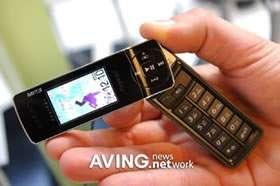 Samsung S4300 Twist and Turn