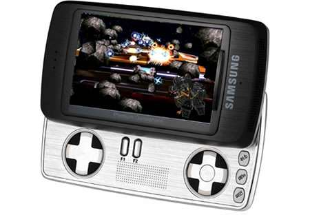 Samsung SPH-B5200 Gaming phone