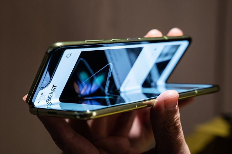 Bendable Phone Redesigns