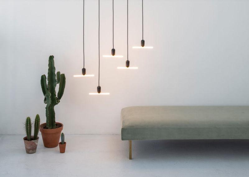 Unconventionally Shaped Light Bulbs Samuel Wilkinsons