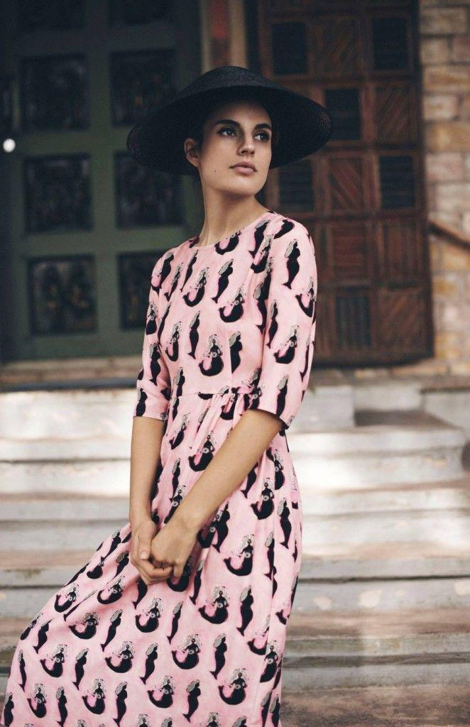 Retro-Modern Fashion Catalogs