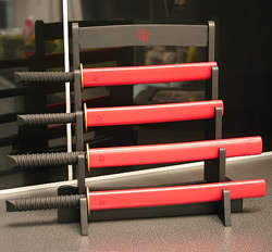Samurai Warrior Knives