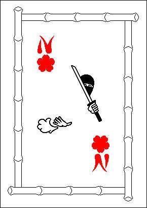 Samurai Themed Card Games Samurai Poker Cards