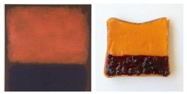 Painting-Inspired Snacks