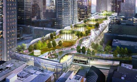 Ecofied Transit Centers