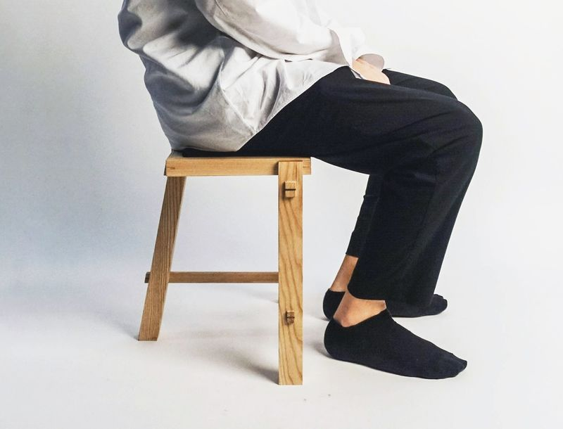 Dual-Purpose Small Space Stools