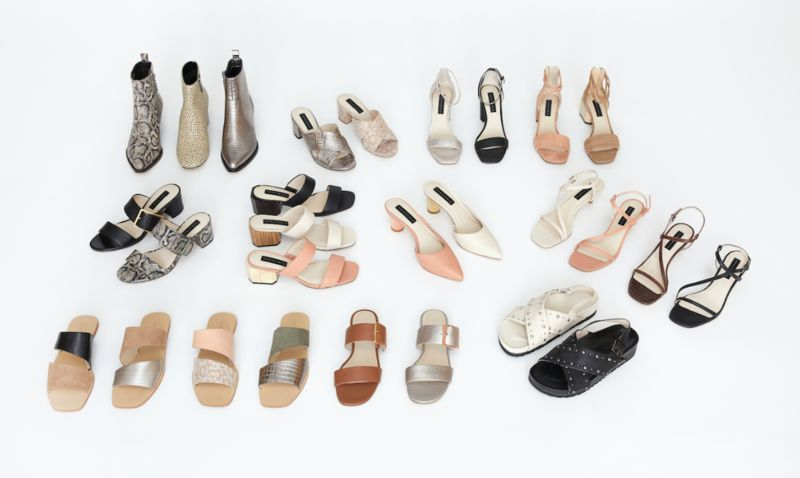 Modern Dance-Inspired Footwear
