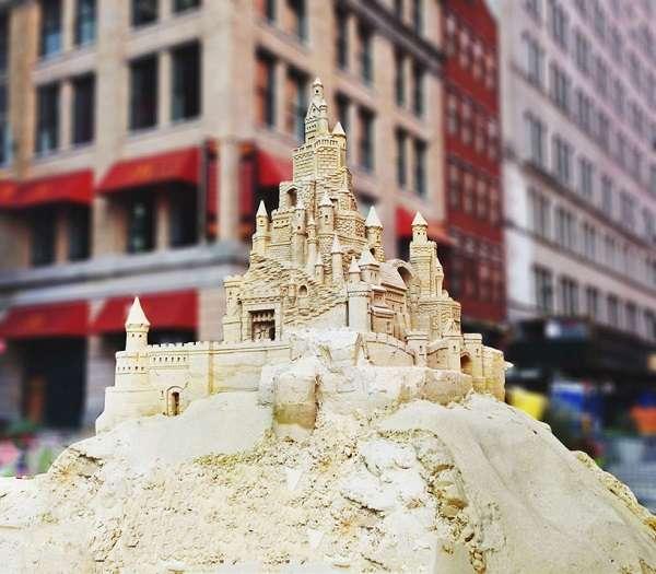 Metropolitan Sand Castles