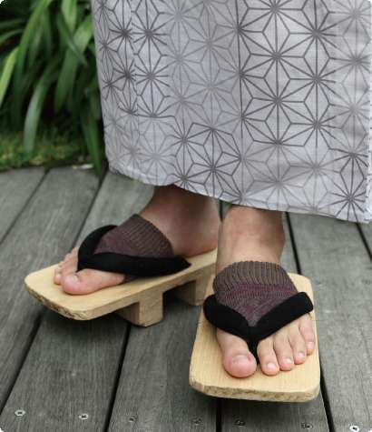 Sandal-Ready Socks