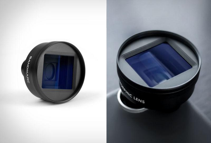 Cinema-Quality Smartphone Lenses