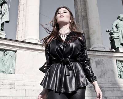 Feminine Leather Jackets