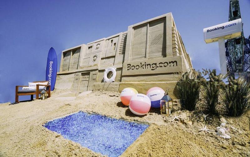 Beachfront Sandcastle Hotel Rooms
