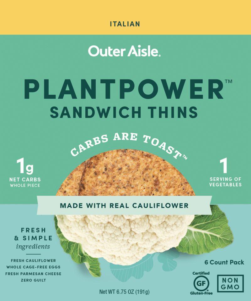 Cauliflower-Based Bread Alternatives