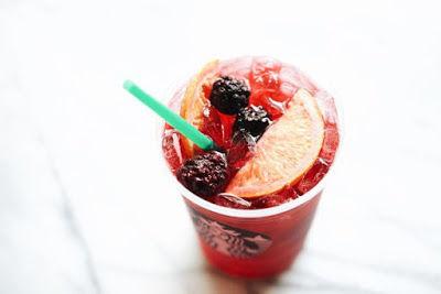Non-Alcoholic Sangria Teas
