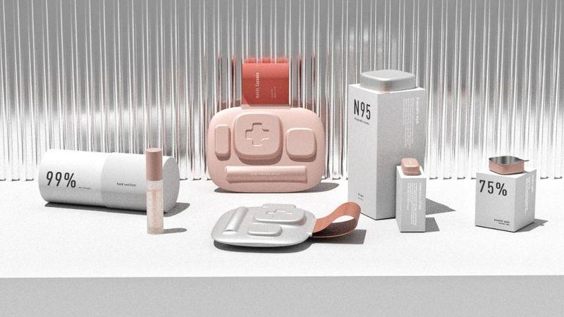 Next-Gen Sanitation Kits