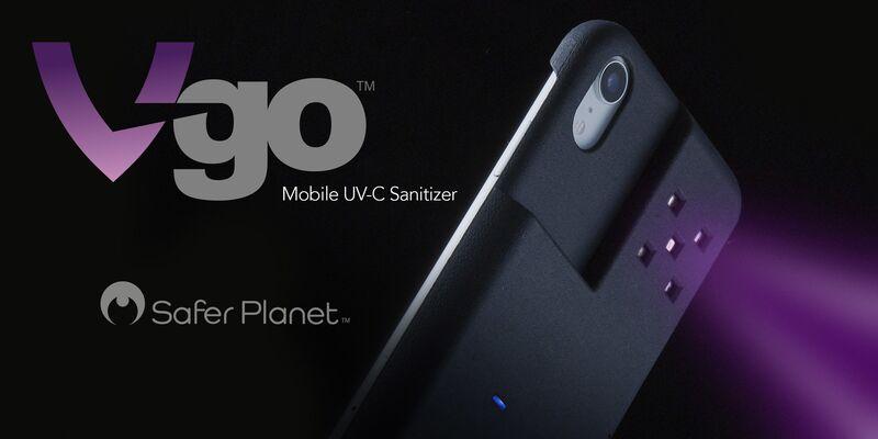 Sanitizing Phone Cases