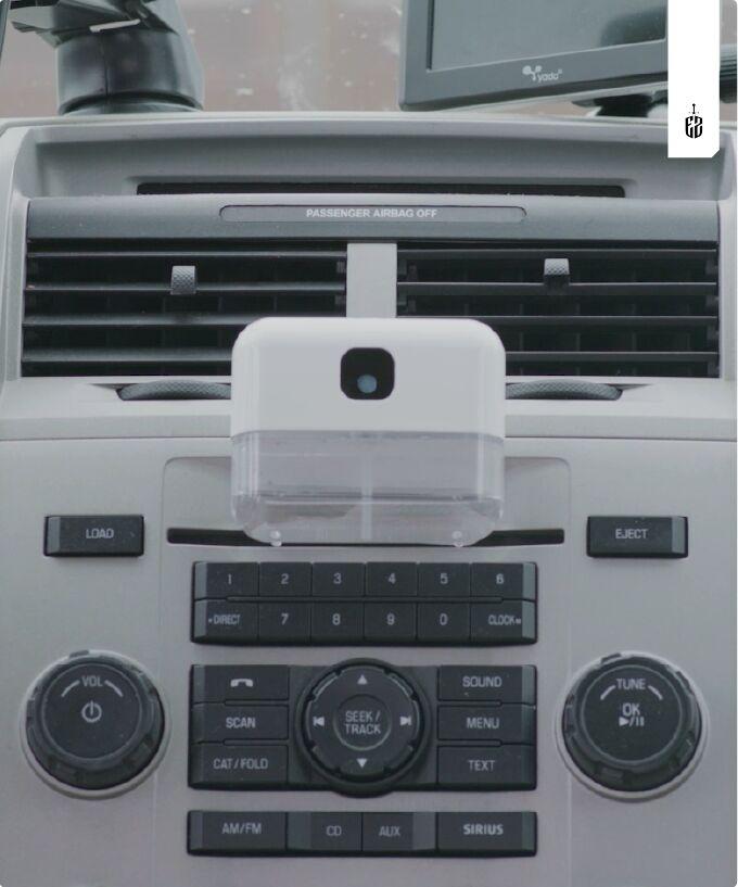 Motion-Sensing Sanitizer Dispensers