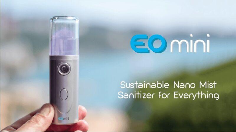 Nano Mist Sanitizers