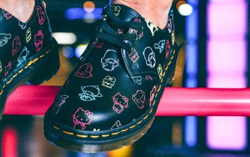 Beloved Character-Themed Shoes
