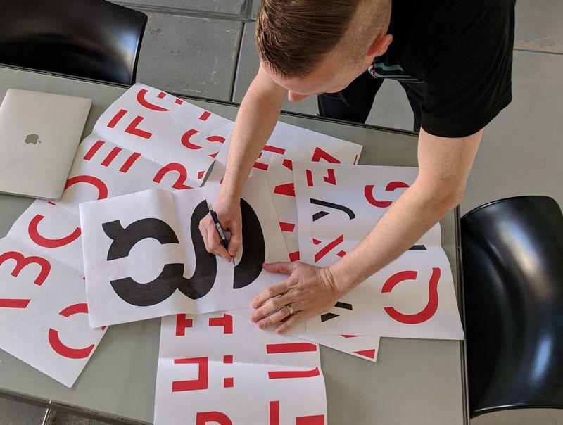 Memory-Improving Fonts