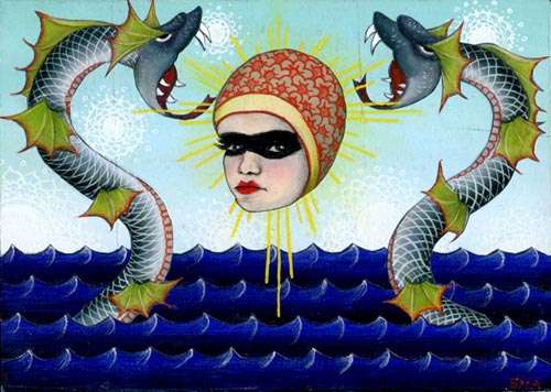 Kahlo-Inspired Artworks