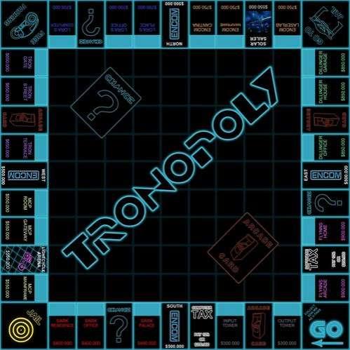 Sci-fi Board Games