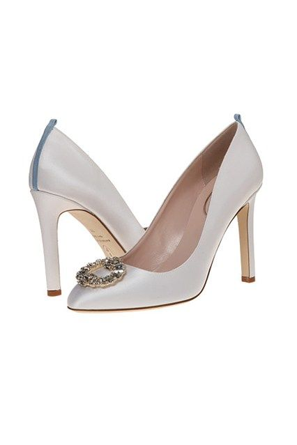 Celebrity Bridal Shoes