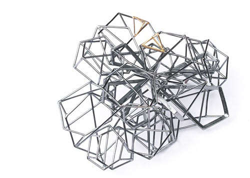 Chaotic Geometric Jewelry