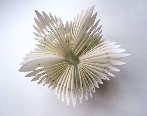 Kaleidoscopic Papercraft Jewelry