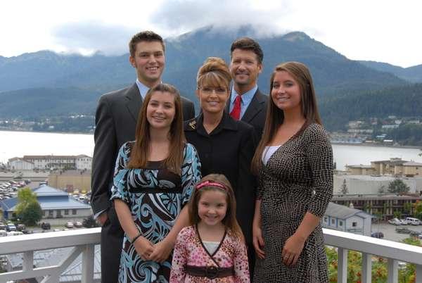 Sarah Palin Baby Name Generator
