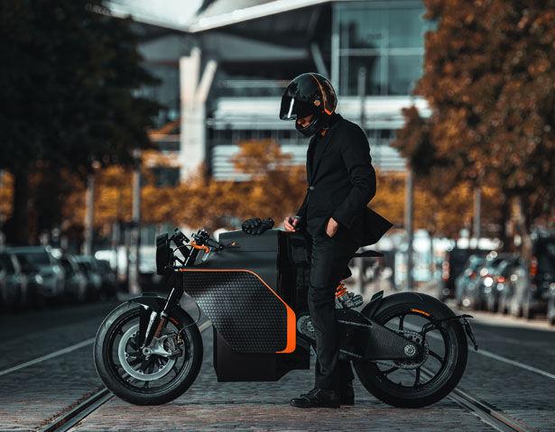 Matching Suit Motorbikes